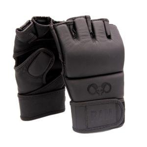 RAM Impact Deluxe MMA Handschoenen Leer(5)